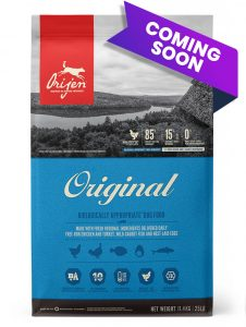 ORIJEN Original Raw Dog Food