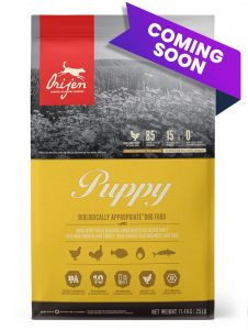 ORIJEN RAW Puppy Food