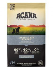 ACANA Light & Fit dog