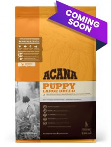 ACANA RAW Large Breed Puppy