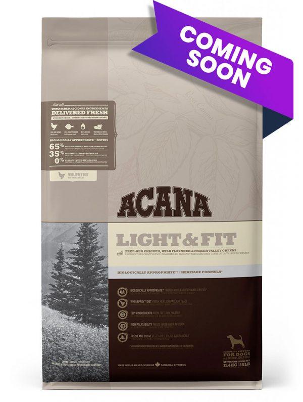 ACANA Light & Fit Dog Food
