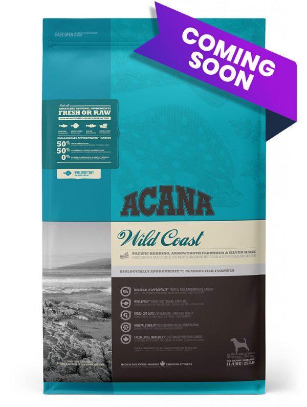 ACANA Wild coast dog food