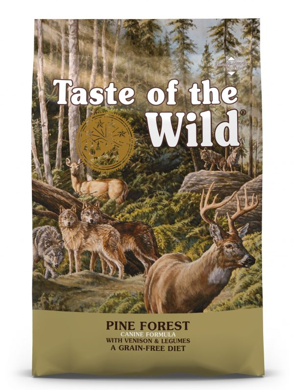 Taste of the Wild Pine forest Canine