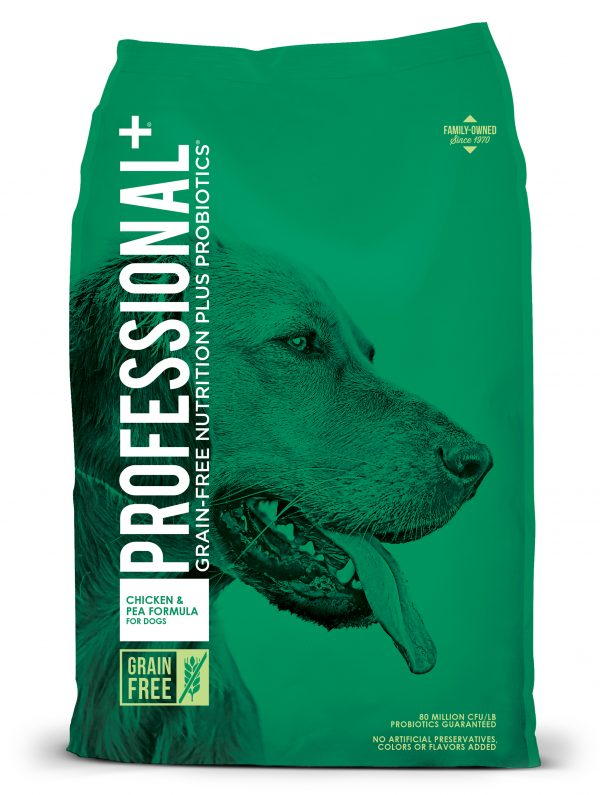 Grain-Free Dog Food