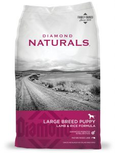 Diamond Large Breed Puppy food