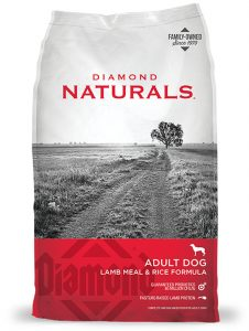 Diamond Naturals Lamb Dog Food
