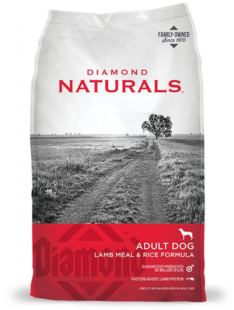Diamond Naturals Lamb Dog Food