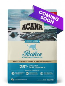 ACANA Pacifica Raw Pet Food