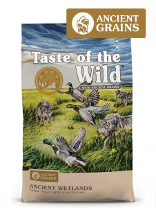 Taste of the Wild Ancient Wetlands Canine