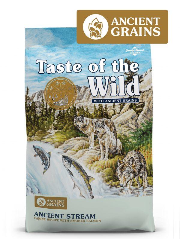 Taste of the Wild Ancient Stream Canine formula