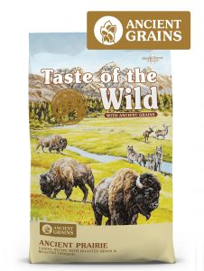 Taste of the Wild Ancient Prairie Canine