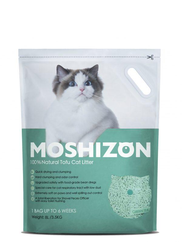 MOSHIZON Cat Litter