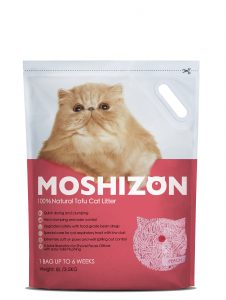 MOSHIZON Cat Litter