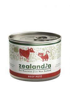 Zealandia Grain Free Beef Pate Cat Food