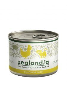 Zealandia Chicken Pate Cat formula
