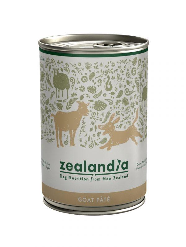 Zealandia Goat Pate Dog formula