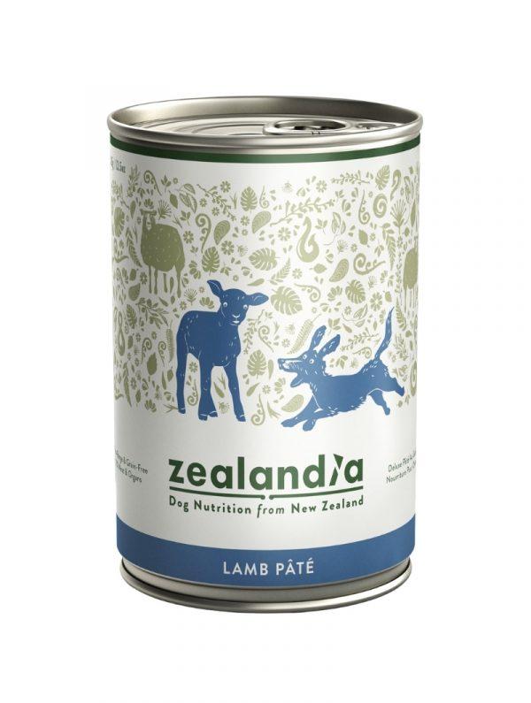 Zealandia Lamb Pate Dog formula