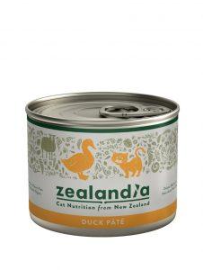 Zealandia Duck Pate Cat formula