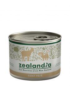 Zealandia Goat Pate Cat formula