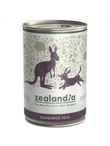 Zealandia Kangaroo Pate Dog formula