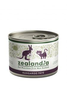 Zealandia Kangaroo Pate Cat formula
